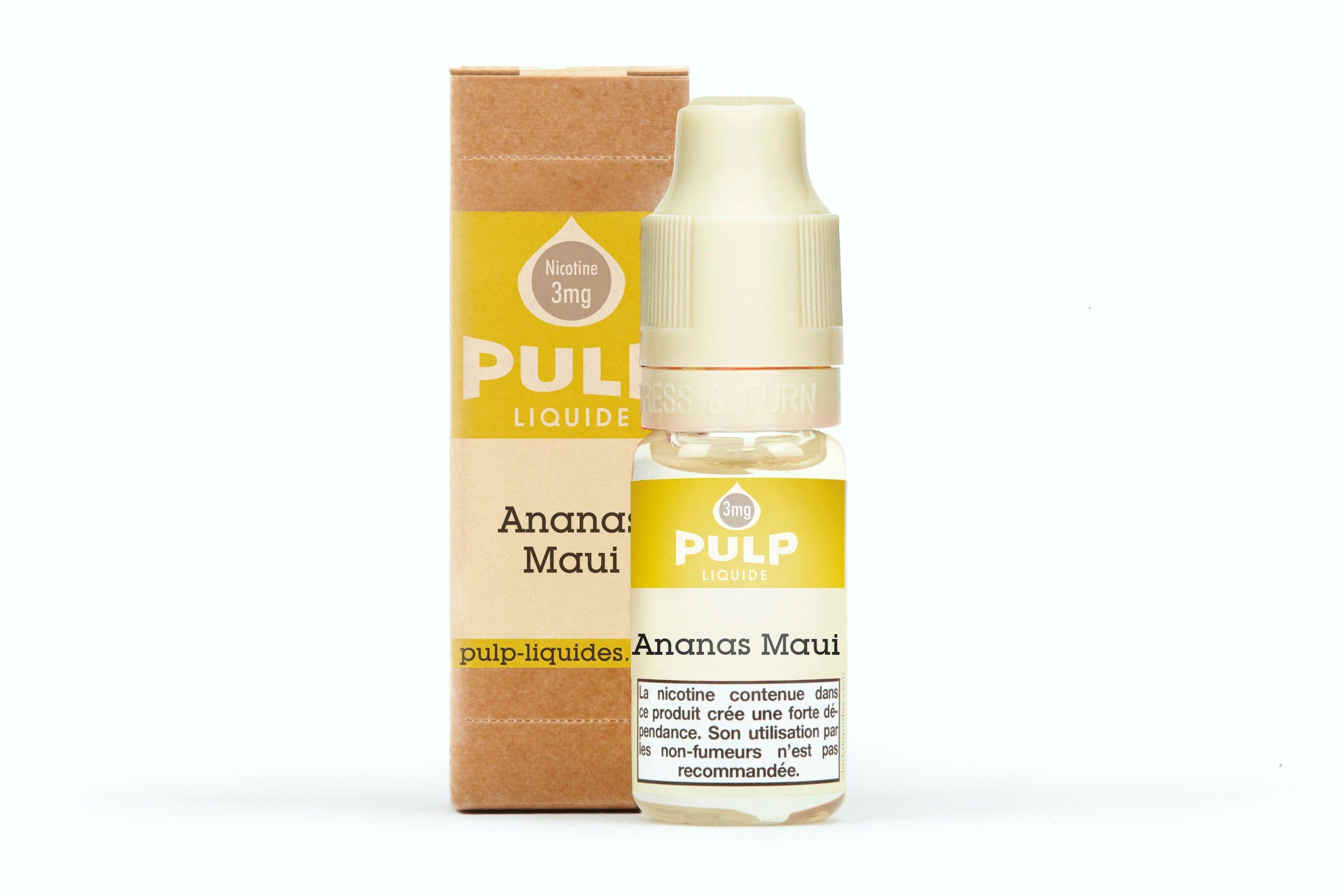 Ananas Maui Pulp