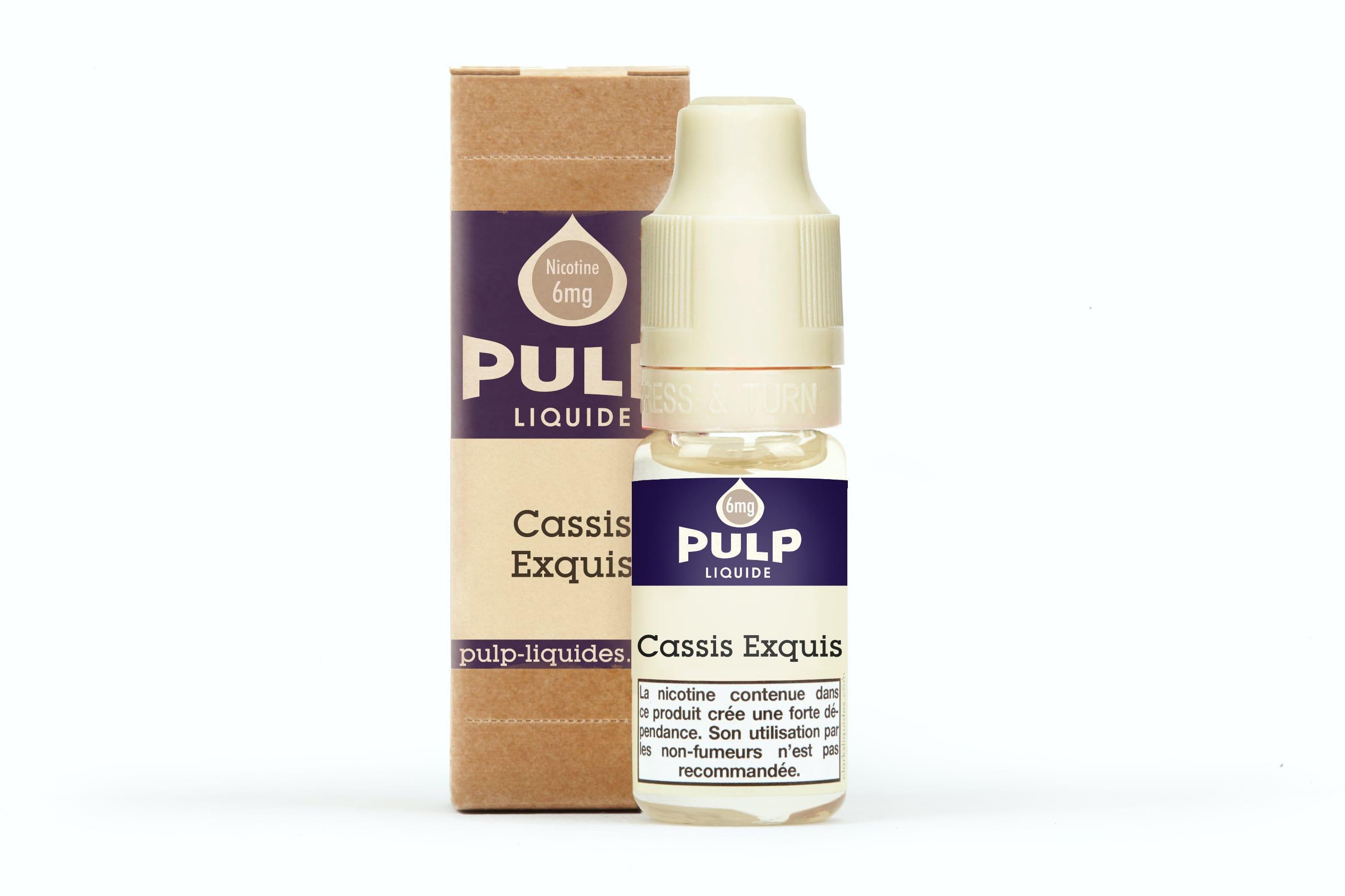 Le Cassis Exquis Pulp