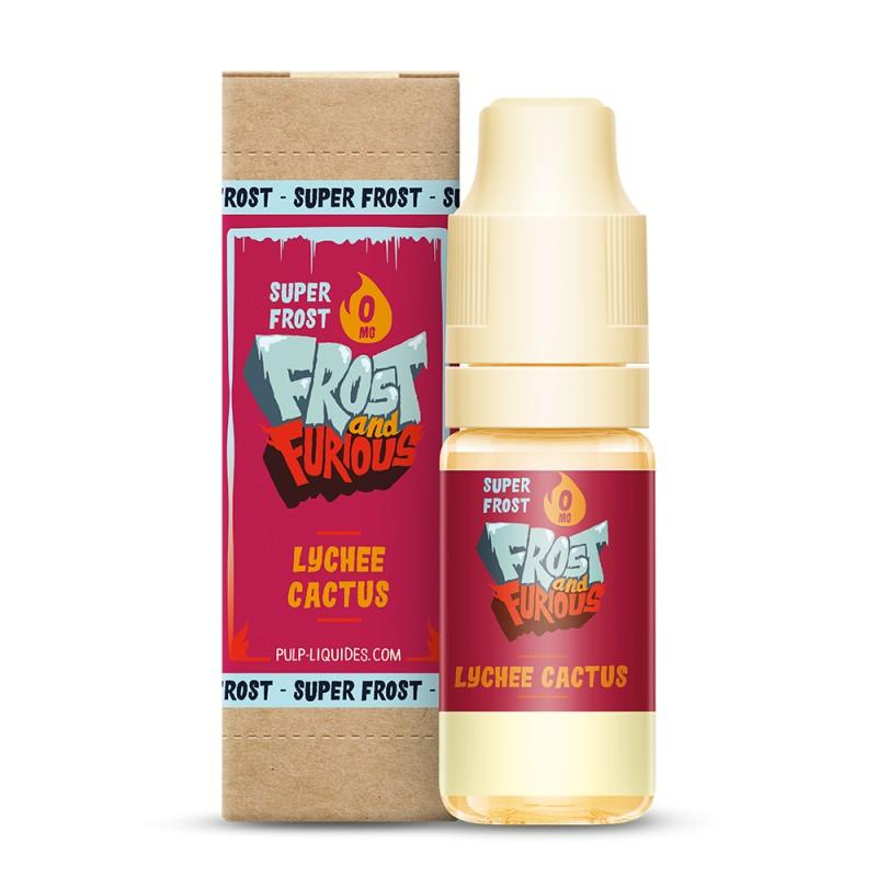 Lychee Cactus Super Frost  Frost And Furious Pulp