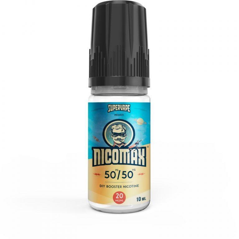 Booster 20mg Nicomax 50/50 10ml Supervape